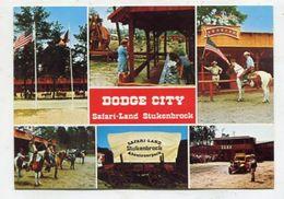 GERMANY - AK 312800 Stuckenbrock - Safari-land - Dodge City - Altri