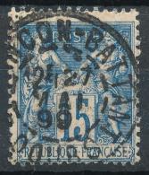 N°90 OBLITERATION SPECIALE BELLE FRAPPE. - 1876-1898 Sage (Tipo II)