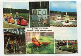 GERMANY - AK 312804 Geiselwind - Safari - Freizeit - Park - Altri