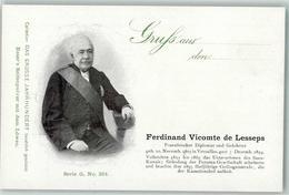 52287286 - Diplomat Gelehrter Ferdinand Vicomte De Lesseps Das Grosse Jahrhundert Serie G No. 254 - Eventi