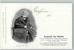 52287426 - Leopold Von Ranke Mantel Das Grosse Jahrhundert Serie E No.180 - Scuole