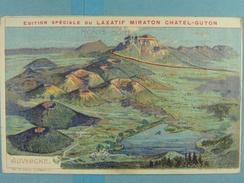 Edition Spéciale Du Laxatif Miraton Chatel-Guyon - Pubblicitari