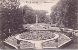 ALTE AK   FREDENSBORG / Dänemark  - Marmorhaven - 1907 Gelaufen - Danemark