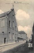 Maaseik  Maaseyck  Pelserstraat  College En Middelbare School Van Het Heilig Kruis       I 2589 - Maaseik
