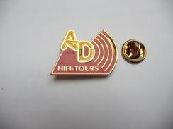 Beau Pin's , Musique , AD HIFI Tours - Musique