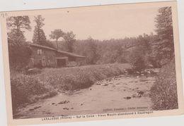(R6) RHONE , LARAJASSE  Vieux Moulin Abandonné à Vaudragon - France