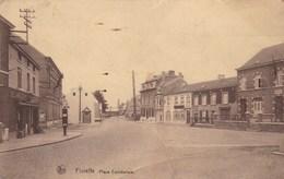 FLOREFFE - NAMUR - BELGIQUE  - PEU COURANTE CPA DE 1918 - NELS EDITEUR. - Floreffe