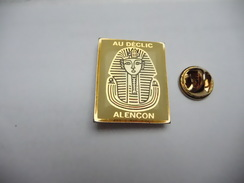 Beau Pin's , Ville D' Alençon , Au Déclic , Pharaon , Egypte , Orne - Cities