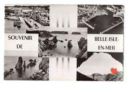 19864-LE-56-SOUVENIR DE BELLE-ISLE-EN-MER-------------multivues - Belle Ile En Mer