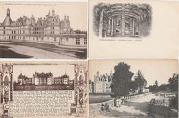 18 / 1 / 219  -  LOT  DE  20  CPA    DE  CHAMBORD  ( 41 )  Toutes Scanées - Cartes Postales
