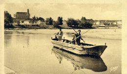MONTJEAN La Loire (714) - France