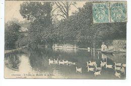 710118-78- CHEVREUSE L'Yvette Au Moulin De La Ville - Animée - Chevreuse