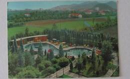 777- Cartolina Astoria Terme Hotel Abano Terme (Padova) Vedute - Hotels & Restaurants