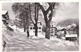 CHESIERES - VAUD - SUISSE - PEU COURANTE CPSM DENTELÉE DE 1959. - VD Vaud