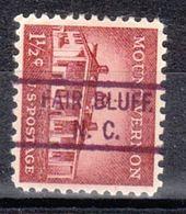 USA Precancel Vorausentwertung Preo, Locals North Carolina, Fair Bluff 821 - Vereinigte Staaten