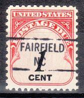 USA Precancel Vorausentwertung Preo, Locals North Carolina, Fairfield 841 - Vereinigte Staaten