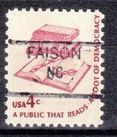 USA Precancel Vorausentwertung Preo, Locals North Carolina, Faison 835,5 - Vereinigte Staaten