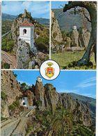 Espagne --  CASTELL DE GUADALEST -- Multivues  (blason) - Autres