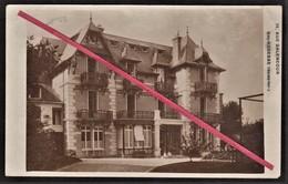 """76 SAINTE-ADRESSE -- Villa """" LE COTEAU """" Chez Madame """" Piérera """" ? _ 15, Rue Dalencour _ 10 Septembre 1911_ Carte Photo - Sainte Adresse"""