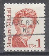 USA Precancel Vorausentwertung Preo, Locals North Carolina, Flat Rock 841 - Vereinigte Staaten