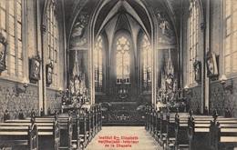 Hasselt   Institut Ste Elisabeth  Heijthuijsen Interieur De La Chapelle Kapel         I 2618 - Hasselt