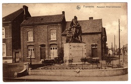 FRAMERIES - Monument Alfred Defuisseaux - Ed. L. Dupont, Genly - Frameries