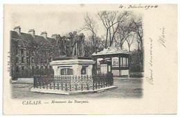 62 Calais - Monument Des Bourgeois - Calais