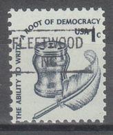 USA Precancel Vorausentwertung Preo, Locals North Carolina, Fleetwood 841 - Vereinigte Staaten