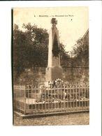 CP - BREVILLY (08) LE MONUMENT AUX MORTS - Frankrijk