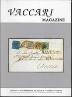 VACCARI MAGAZINE - N. 26 - NOVEMBRE 2001 - Riviste