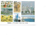 CARTE POSTALE DUBAI VOYAGEE - Dubai