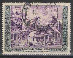 Laos - YT 28 Oblitéré - 1954 - Laos