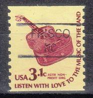 USA Precancel Vorausentwertung Preo, Locals North Carolina, Frisco 835,5 - Vereinigte Staaten