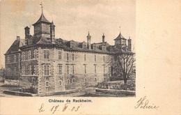 Lanaken  Rekem   Kasteel Van Rekem   Chateau De Reckhem     I 2636 - Lanaken