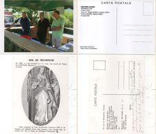 2 CP - GASTINES Et LAVAL   Avis De Recherche A Diffuser -  (101750) - France