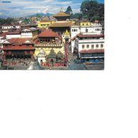 CARTE POSTALE NEPAL VOYAGEE - Nepal