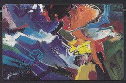 "Luxembourg, Telecaard ""art Contemporain - Josy Linkels"", 50 Units (T.106) - Luxembourg"