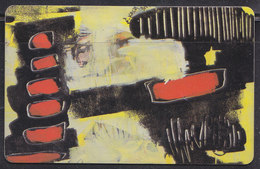 "Luxembourg, Telekaart ""art Contemporain - Serge Koch"", 50 Units (T.107) - Luxembourg"