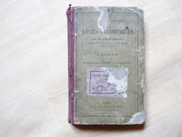 Récits Patriotiques Livre De Lecture Courante Par Lorrain1883  (A) - 6-12 Ans