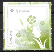 Islande 2016, N° 1425 Neuf Le Printemps SEPAC - 1944-... Republik