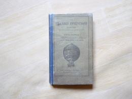 Les Grandes Inventions Par Figuier Illustré De 138 Gravures 1875   (A) - Books, Magazines, Comics
