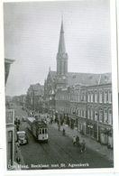 Den Haag; Beeklaan Met St. Agneskerk (Tram) - Niet Gelopen. (J. V.d. Hoek - Den Haag) - Den Haag ('s-Gravenhage)