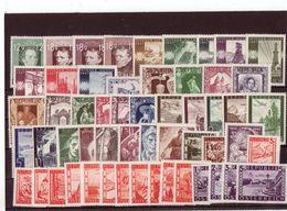Österreich, Kpl. Jahrgang 1947** - Full Years