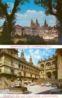 Espagne - Galicia - Santiago De Compostela - Dépliant 12 Vues - Editions Arribas - 4088 - Santiago De Compostela