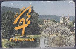 "Luxembourg, Telekaart ""Echternach 698-1998"", 50 Units (T.115) - Luxembourg"