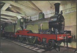 North Eastern Railway Passenger Locomotive No 1463 - J Arthur Dixon Postcard - Trains