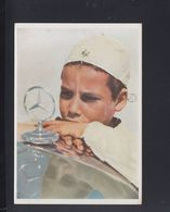 AK Mercedes-Benz Araberjunge In Tripolis - PKW