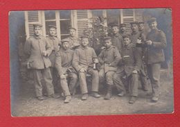Secteur D Ypres --  Carte Photo - Soldats Allemands - 31/1/1916 - Ieper