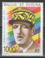 Wallis Et Futuna - YT PA 169 ** - De Gaulle - 1990 - Poste Aérienne