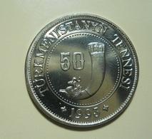 Turkmenistan 50 Tenge 1993 - Turkménistan